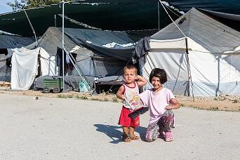 الصحة النفسية لللاجئين