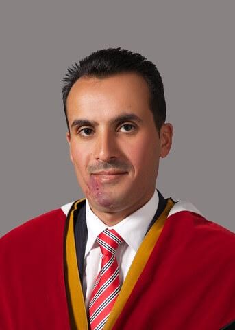 الدكتور حمزة خوالدة