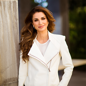 Her Majesty Queen Rania Al Abdullah